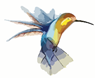 Kolibri, Vogel, Flügel, Tier, Schnell, Flattern