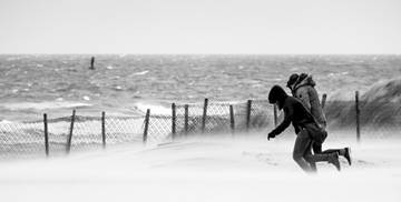 Gegenwind Foto & Bild | landschaft, meer & strand, [am meer] Bilder auf  fotocommunity
