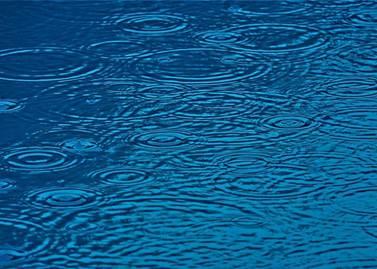 Wasser, Pool, Schwimmbad, Regen, Regentropfen, Dunkel